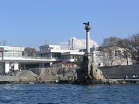 Происшествия: В Крыму вандалы осквернили памятный знак ВМС Украины
