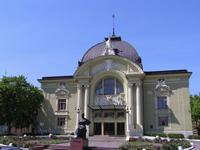 Театр им.О.Кобылянской. Черновцы.